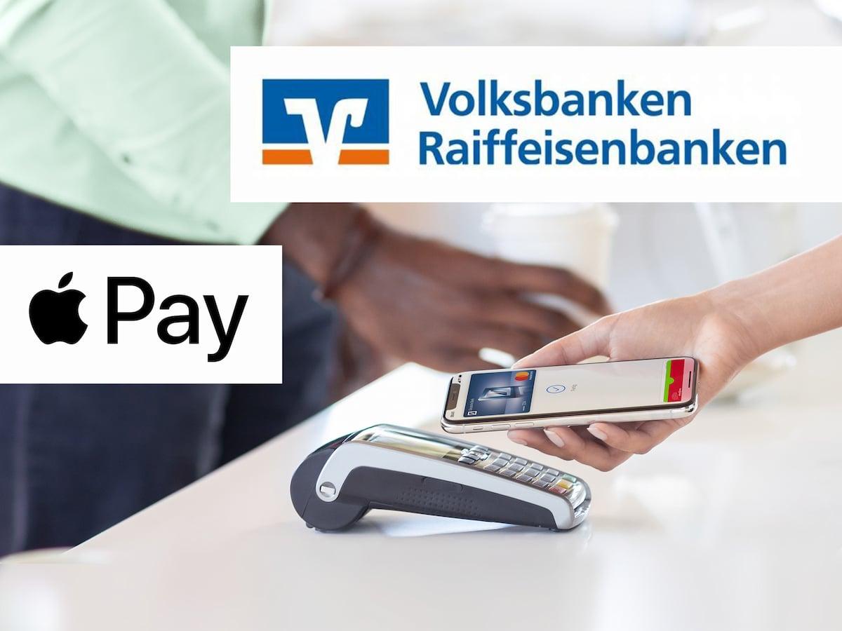 Apple Pay Volksbanken