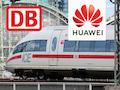 Die Deutsche Bahn darf sich von Huawei ihr GSM-R-Netz modernisieren lassen.