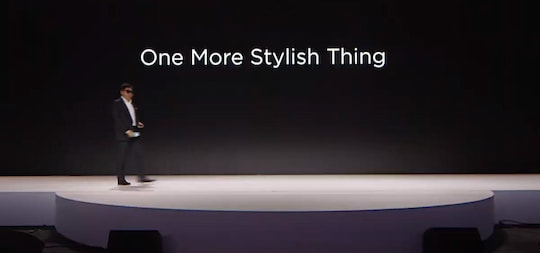 "Jetzt kommt's: Das ""One More Stylish Thing"""