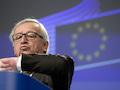 EU-Ratspräsident Jean-Claude Juncker weiß, was die Stunde geschlagen hat.