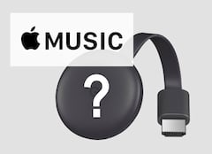 Chromecast-Support für Apple Music?