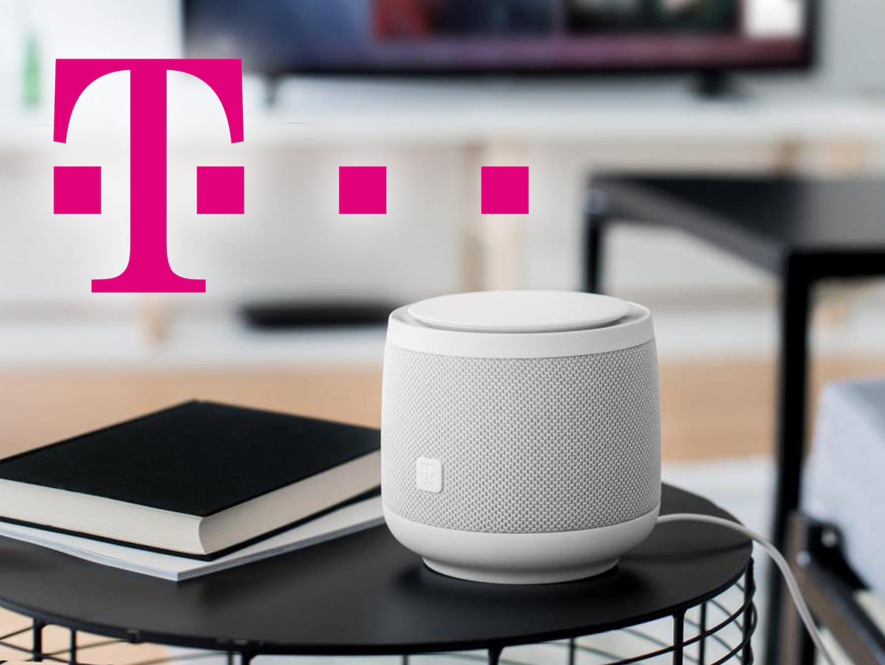 Telekom Smart Speaker: Hallo Magenta vor dem Start