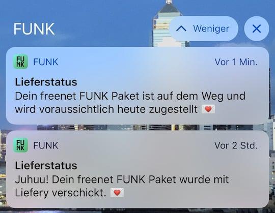 Freenet Karte.Freenet Funk Die Unlimitierte 99 Cent Lte Flatrate Im Test