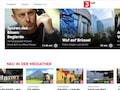Neue 3satMediathek unter 3sat.de