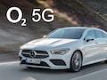 o2 und Mercedes-Benz bauen ein gemeinsames 5G-Netz