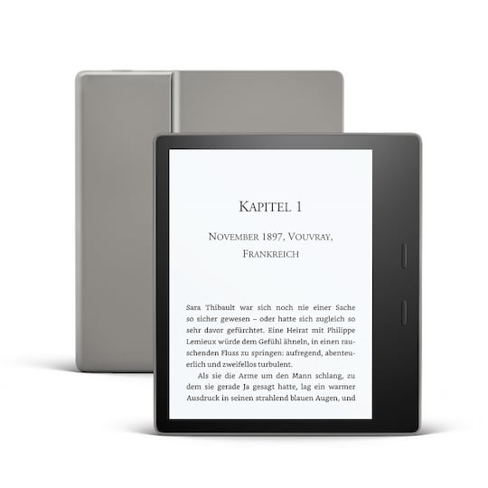 Gewohntes Design: Kindle Oasis (2019)