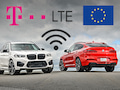Um das vernetzte Fahren gibt es bei der EU Streit. BMW und Telekom bevorzugen den LTE-V2X-Standard