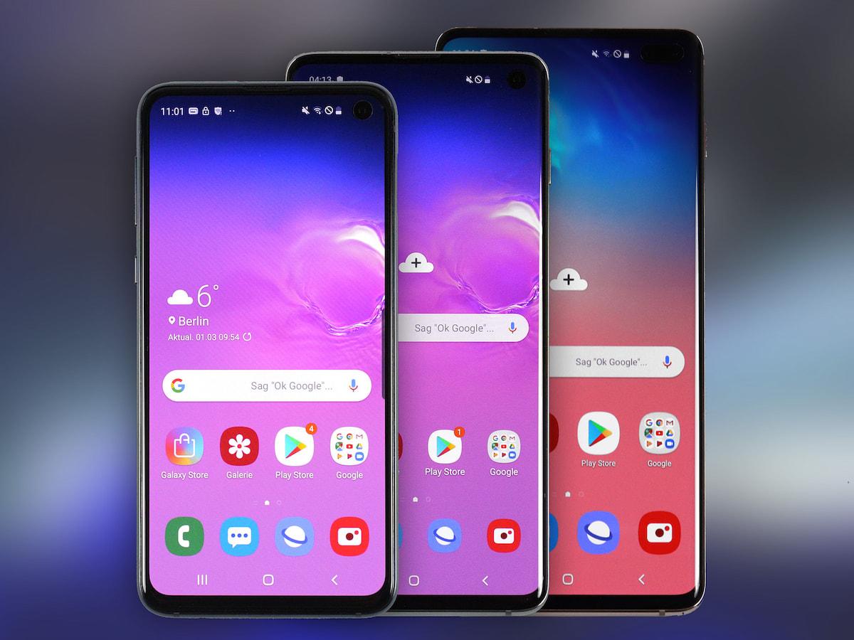 Android Sicherheitspatch Samsung