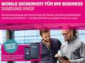 Die Telekom und Samsung wollen den Einstieg und die Wartung des mobilen Geschäftsalltags erleichtern