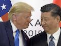 Kommen die beiden mächtigsten Männer der Welt miteinander klar? Aufgenommen beim G20-Gipfel in Osaka.