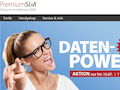 PremiumSIM-Tarif aktionsweise mit 2 GB zusätzlich