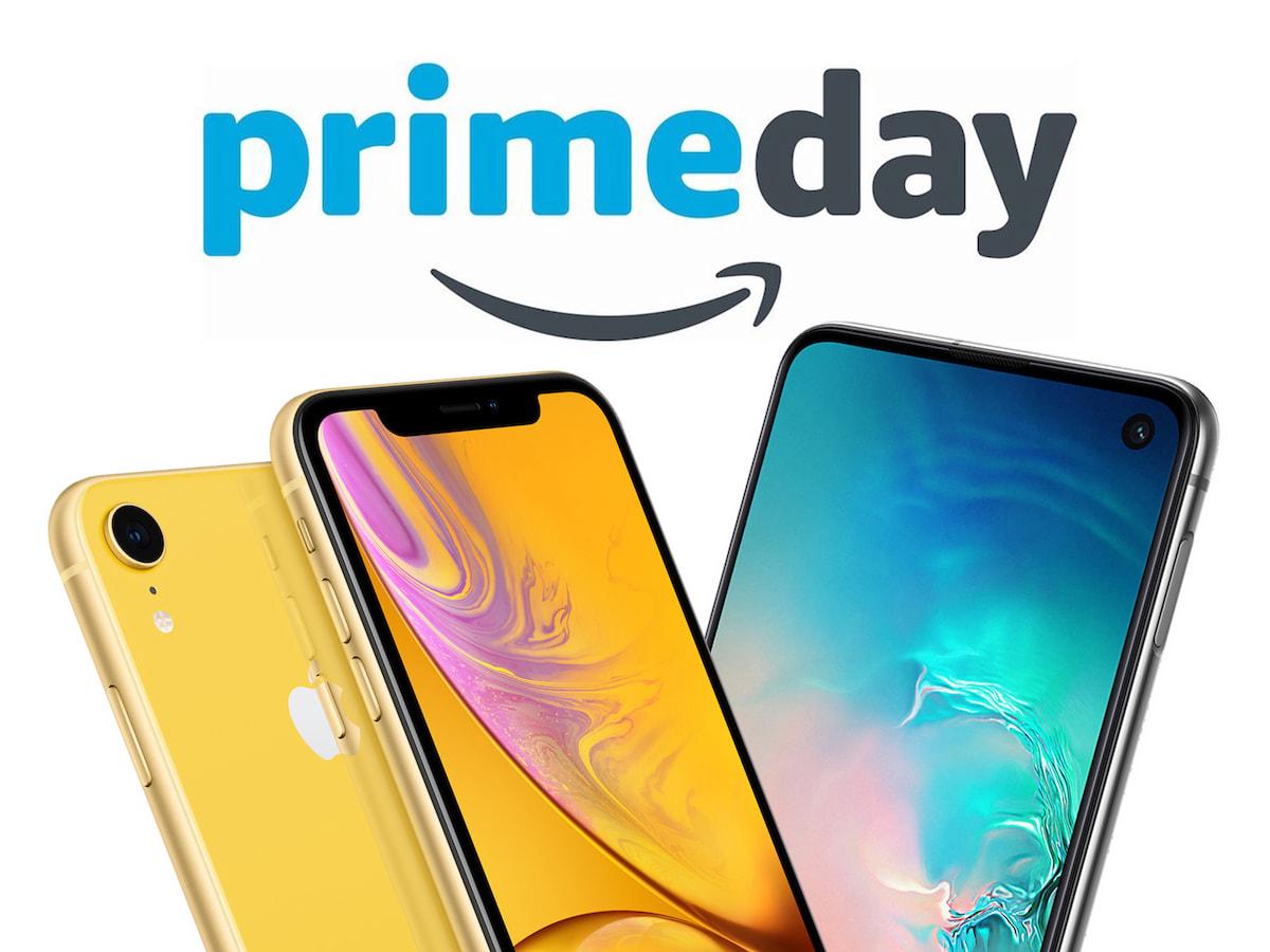 e07cae68d1bb4a Prime Day: Apple iPhone & Samsung Galaxy im Preischeck - teltarif.de News