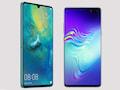Huawei Mate205G (l.) und das Samsung Galaxy S105G