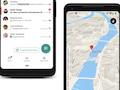 Neues Design von Threema - und Kartendienst auf Basis von OpenStreetMap