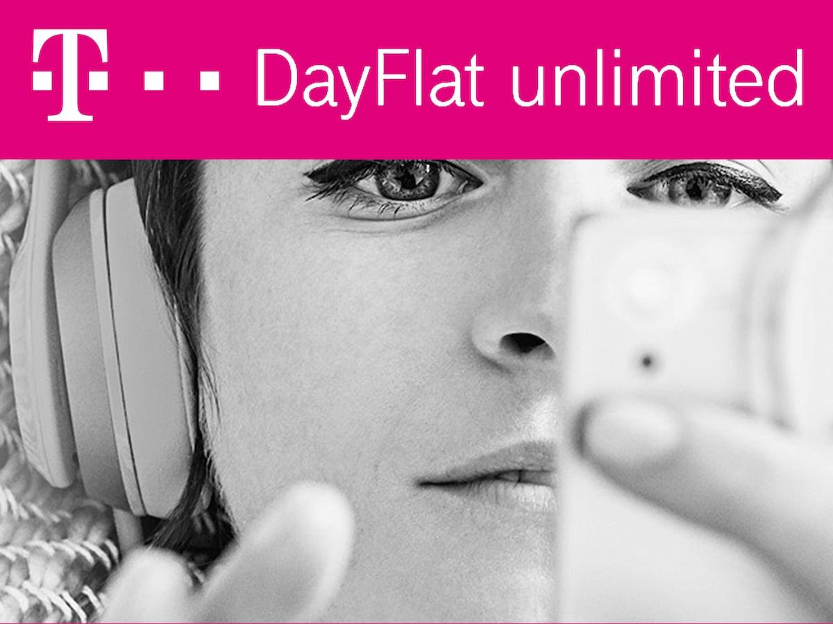 Dayflat Unlimited Telekom