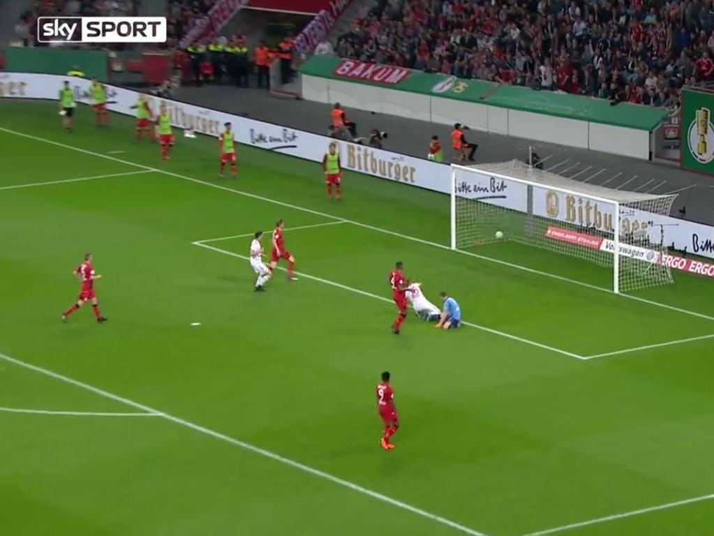 Dfb Pokal Erstmals Zwei Spiele Live Im Free Tv Teltarif