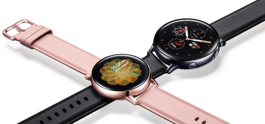 Samsung Galaxy Watch Active 2 vorgestellt
