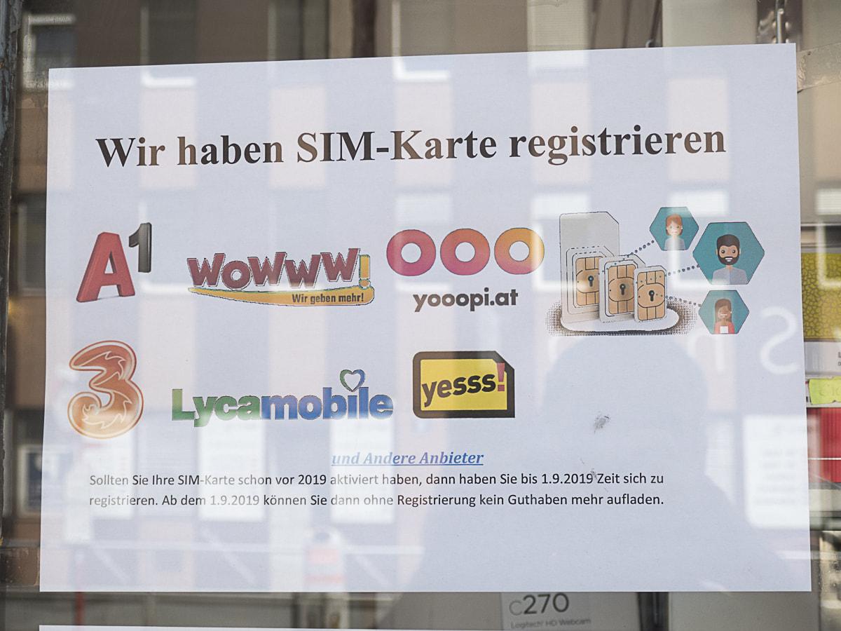Was heißt sim im netz nicht registriert