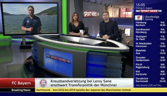Sky Go über Telekom-LTE bei gebuchter StreamOn-Option