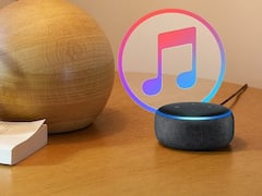 Apple Music auf dem Amazon Echo