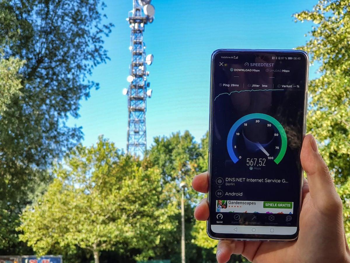 Vodafone CallYa Digital 20 GB, Allnet  & SMS Flat, 20 Euro ...