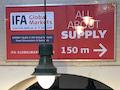 """Die IFA Global Markets befindet sich in der """"Station"""", dem ehemaligen Berliner Postbahnhof am Gleisdreieck"""
