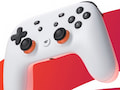 "Google Stadia Controller in ""Clearly White"""