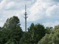 Soll eine staatliche Mobilinfrastrukturgesellschaft selbst Sender aufbauen und betreiben dürfen? Ginge es dann schneller? (Das Bild zeigt einen Telekom-Mast in Kyritz)