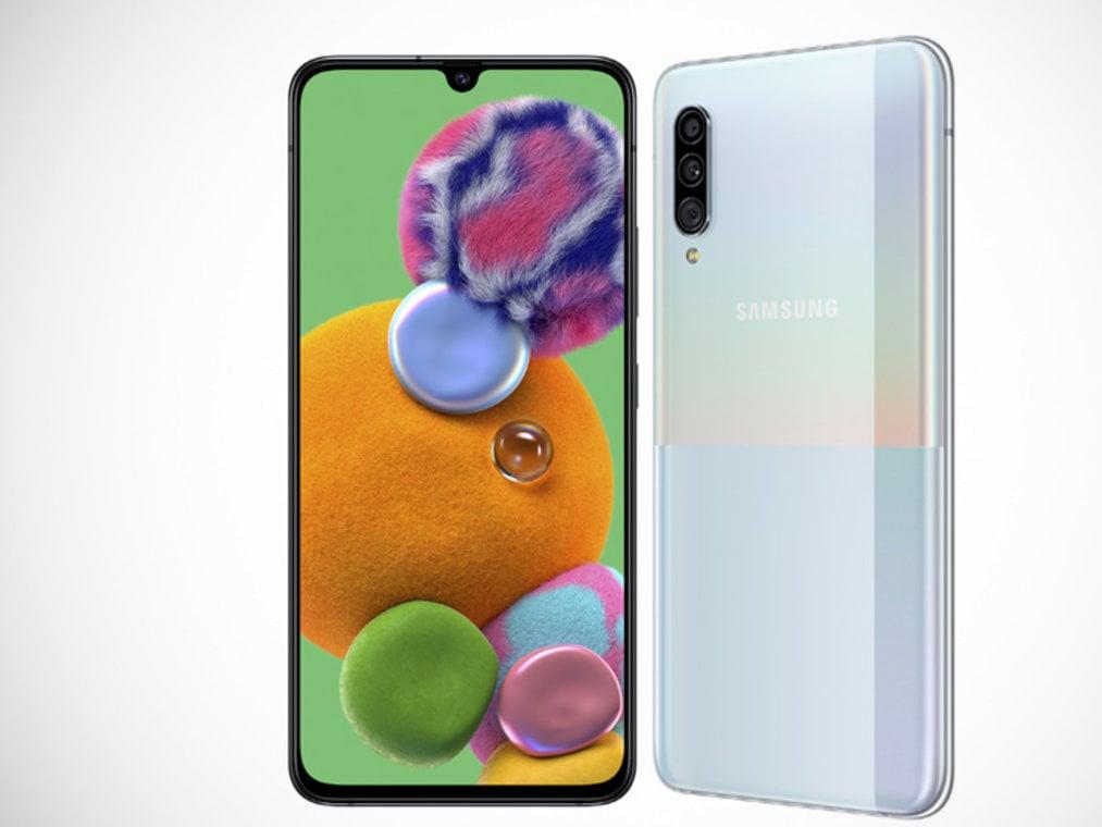 Samsung Galaxy A91 Fast Alle Specs Im Netz Veröffentlicht Teltarif De News