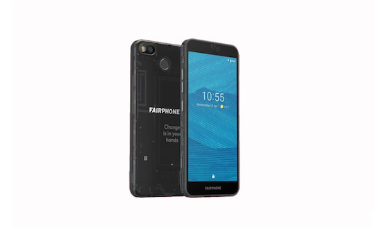 Fairphone 3 in voller Pracht