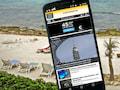 Die mobile Datennutzung im Ausland ist in der Regel begrenzt