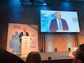 Telekom Deutschland Chef Dirk Wössner kann sich vorstellen, einen Mitgliedsantrag beim BREKO zu stellen.