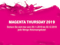 Magenta Thursday bei der Telekom