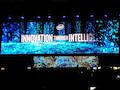 Impressionen von der Intel-Keynote auf der CES
