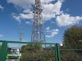 Im Frankfurter Stadtteil Sossenheim steht ein 5G-Sender von Vodafone. Er soll noch ein paar Nachbarn bekommen, die dann auch mit 5G senden.