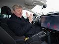 Beim Thema autonomes und vernetztes Fahren hat Niedersachsens Minister Althusmann viel vor.