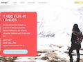 Die Schweizer Marke Wingo ist der Discounter des Marktführers Swisscom. Für unter 36 Euro gibts eine Schweizer Quasi-Flat inkl. 10 GB in der EU.