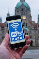 Gratis-WLAN in Hannover