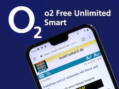 o2 Free Unlimited Smart ausprobiert