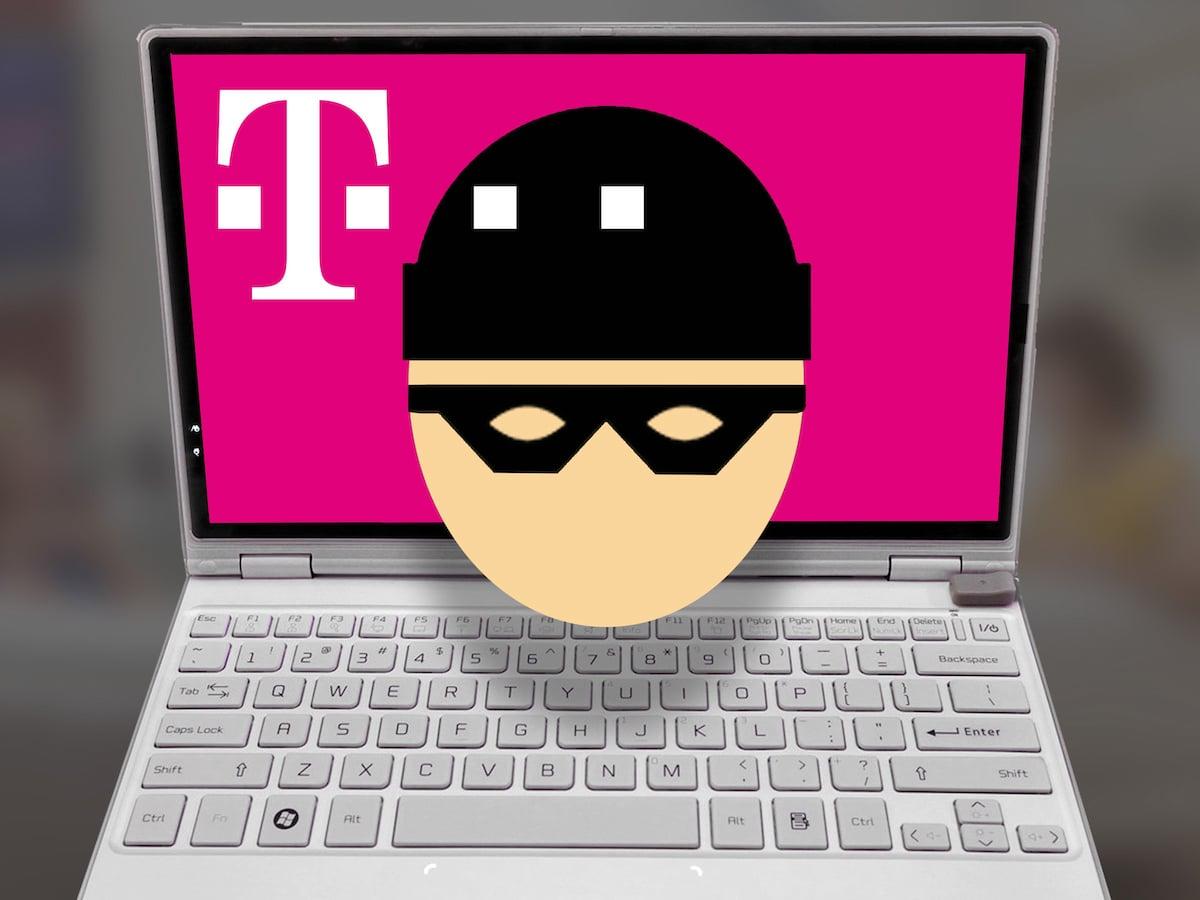 Phishing Mail Telekom