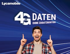 LTE bei Lycamobile