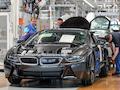 Im BMW-Werk in Leipzig wird u.a. der elektrische i8 gebaut. Das Werk wird mit 5G der Telekom in zwei Slices versorgt: Öffentlich und privat.