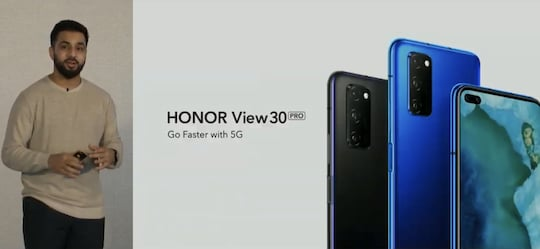 Honor View 30 Pro ab Ende März in Russland