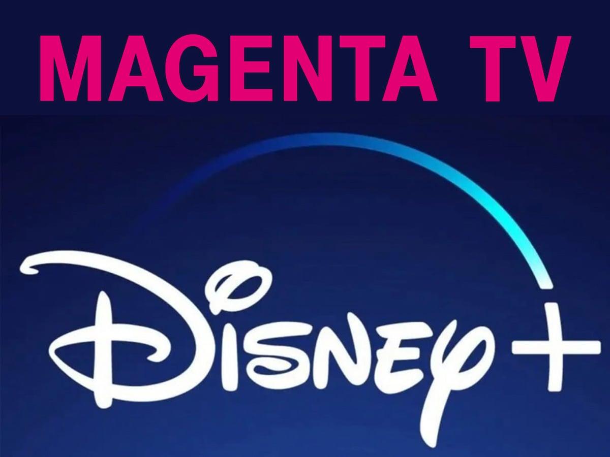Disney Plus Magenta