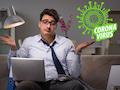 Ein Virus fördert die Virtualisierung und das Arbeiten im Homeoffice.