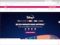 Zur Vorbestellung von Disney+ einfach die Telekom Startseite aufrufen.
