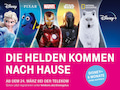 Das Startangebot der Telekom für Disney+ im Rahmen von MagentaTV ist interessant: 6Monate kostenlos, danach 5Euro im Monat und monatlich kündbar