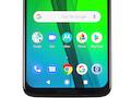 Das Motorola G7. Schlankes Android, viele praktische Funktionen zum fairen Preis und jetzt Android 10.