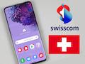 Die Schweizer Swisscom stellt das erste 5G-Handy vor, das alle 5G-Bandbreiten und 5G-Frequenzen abdeckt: Das Samsung Galaxy S20.