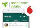 Auch über den WhatsApp-Kundenservice konnte der Kunde keine Hilfe bekommen